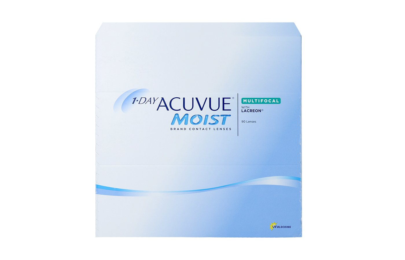 1-Day Acuvue Moist Multifocal Lacreon 90 ud