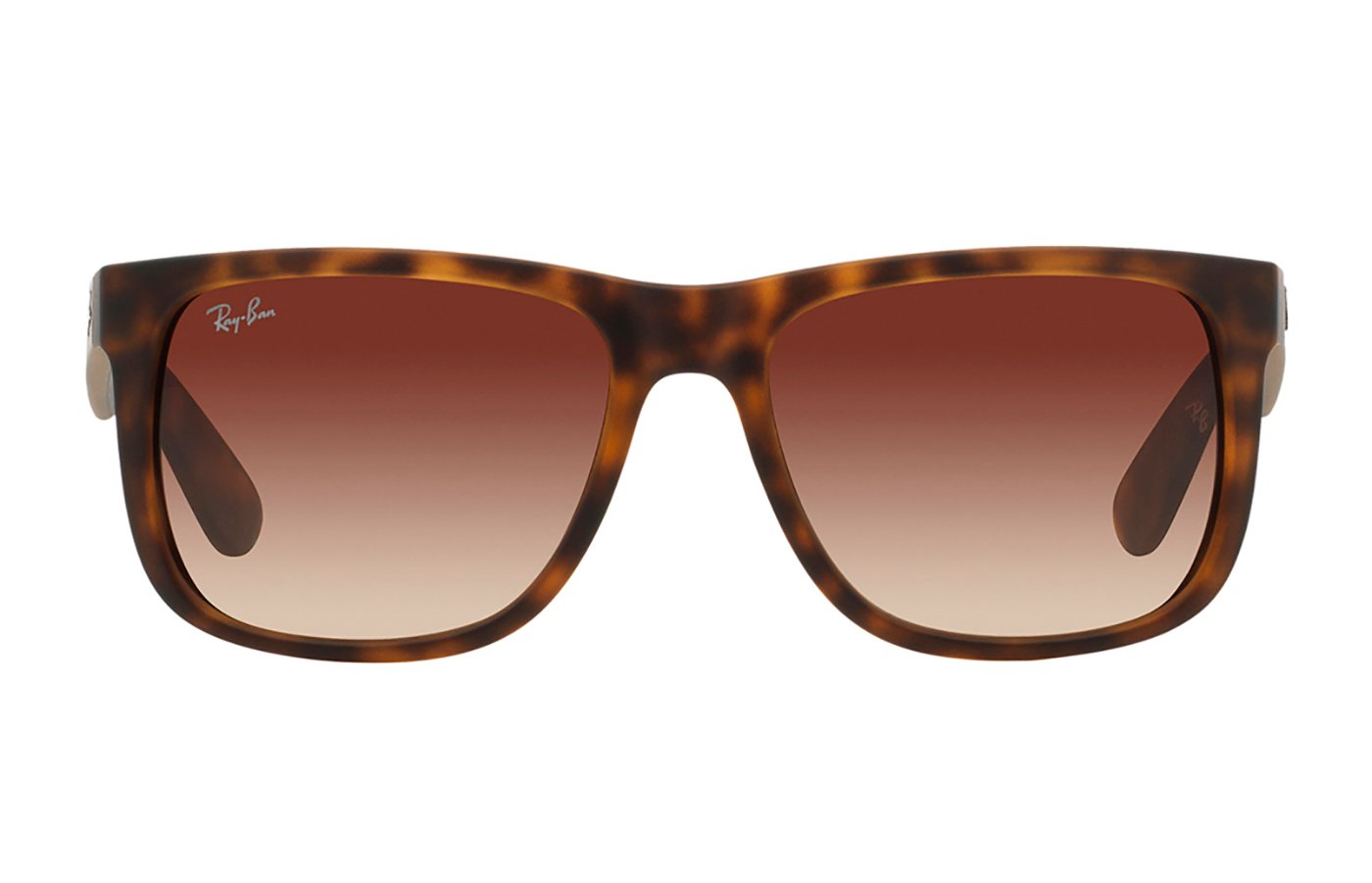 RAY-BAN JUSTIN RUBBER LIGHT HAVANA 0RB4165 51 710/13