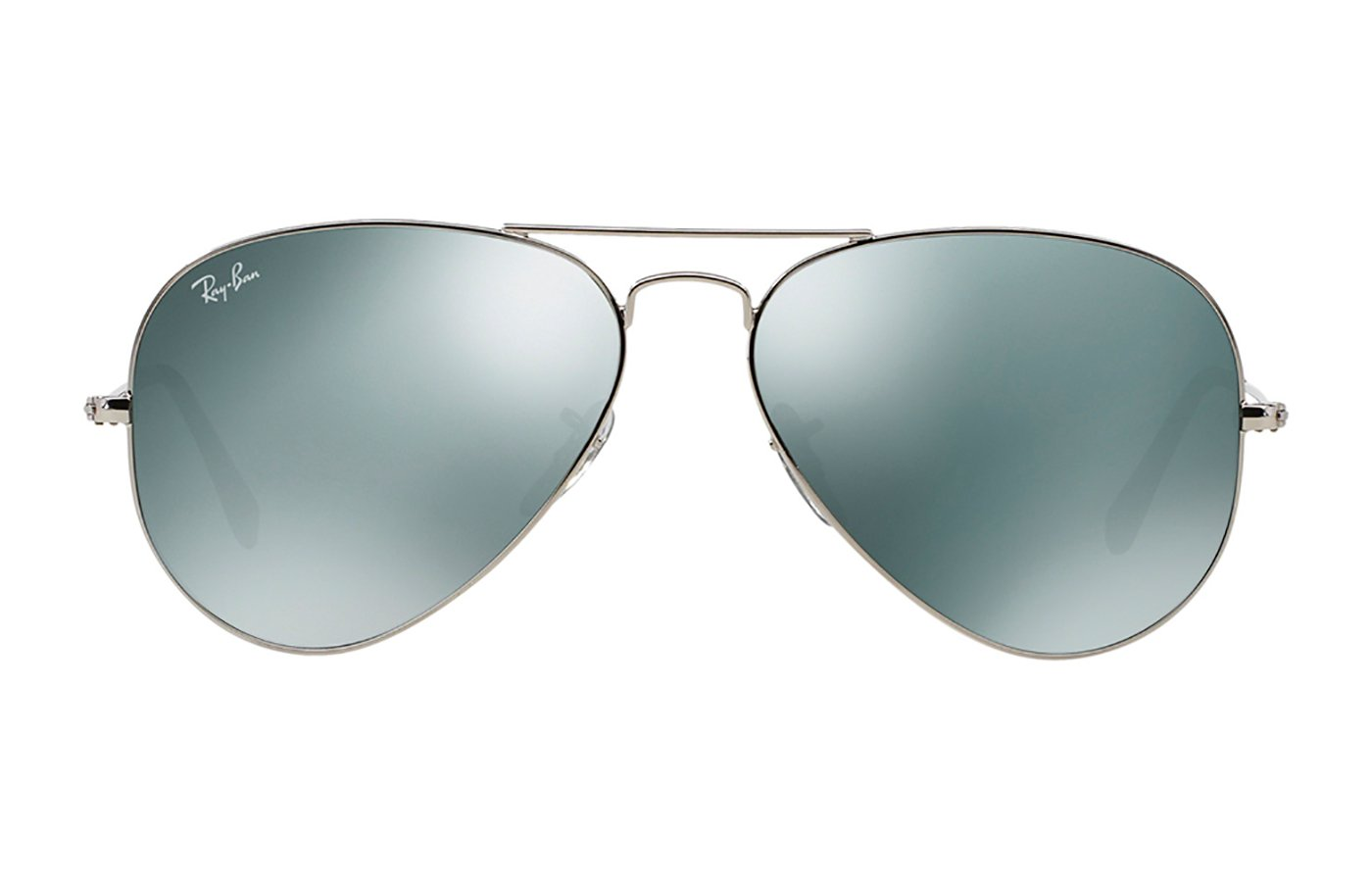RAY-BAN AVIATOR LARGE METAL 0RB3025 58 W3277 SILVER