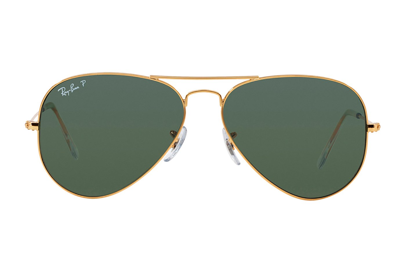 RAY-BAN AVIATOR LARGE METAL 0RB3025 58 001/58 GOLD POLARIZADA