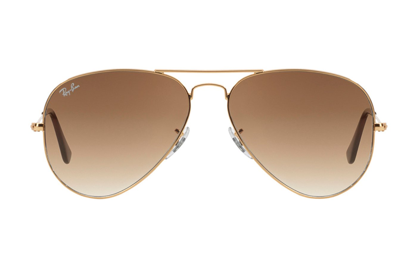 RAY-BAN AVIATOR LARGE METAL 0RB3025 58 001/51 GOLD