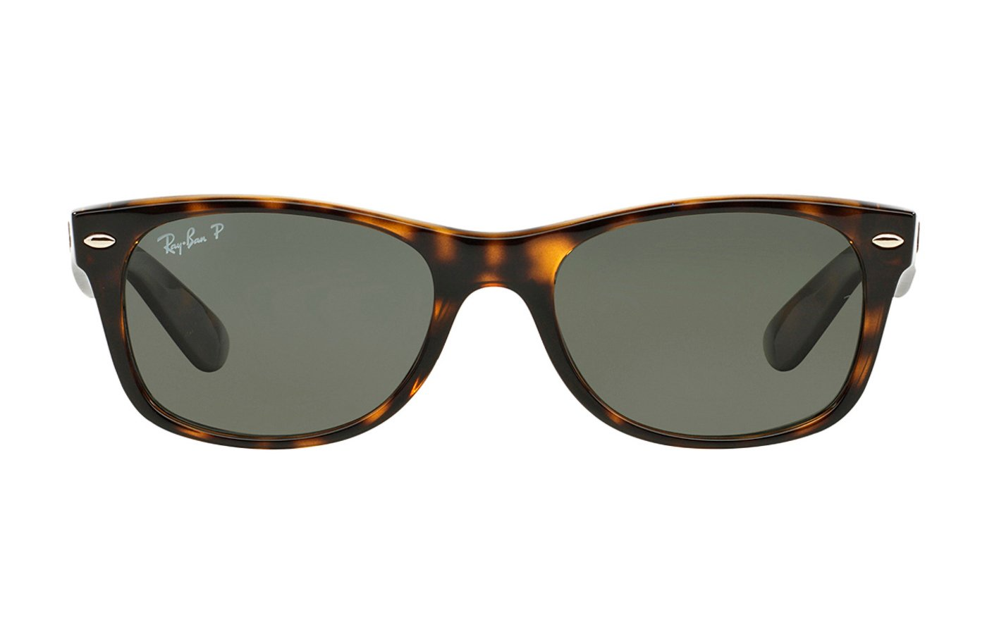 RAY-BAN NEW WAYFARER 0RB2132 52 902/58 TORTOISE POLARIZADA