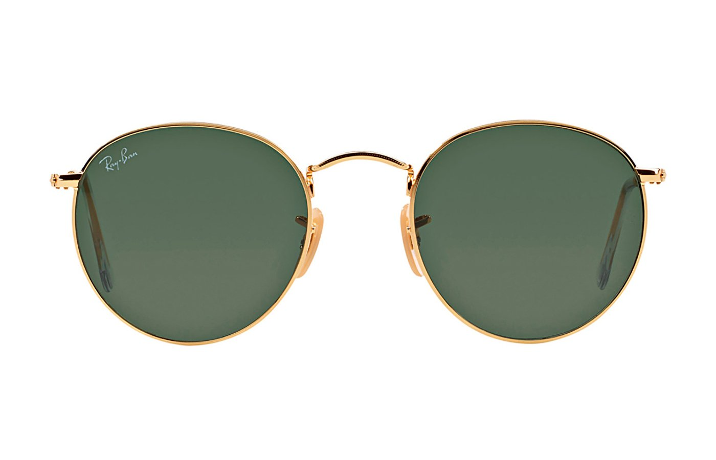 RAY-BAN ROUND METAL 0RB3447 50 001 ARISTA