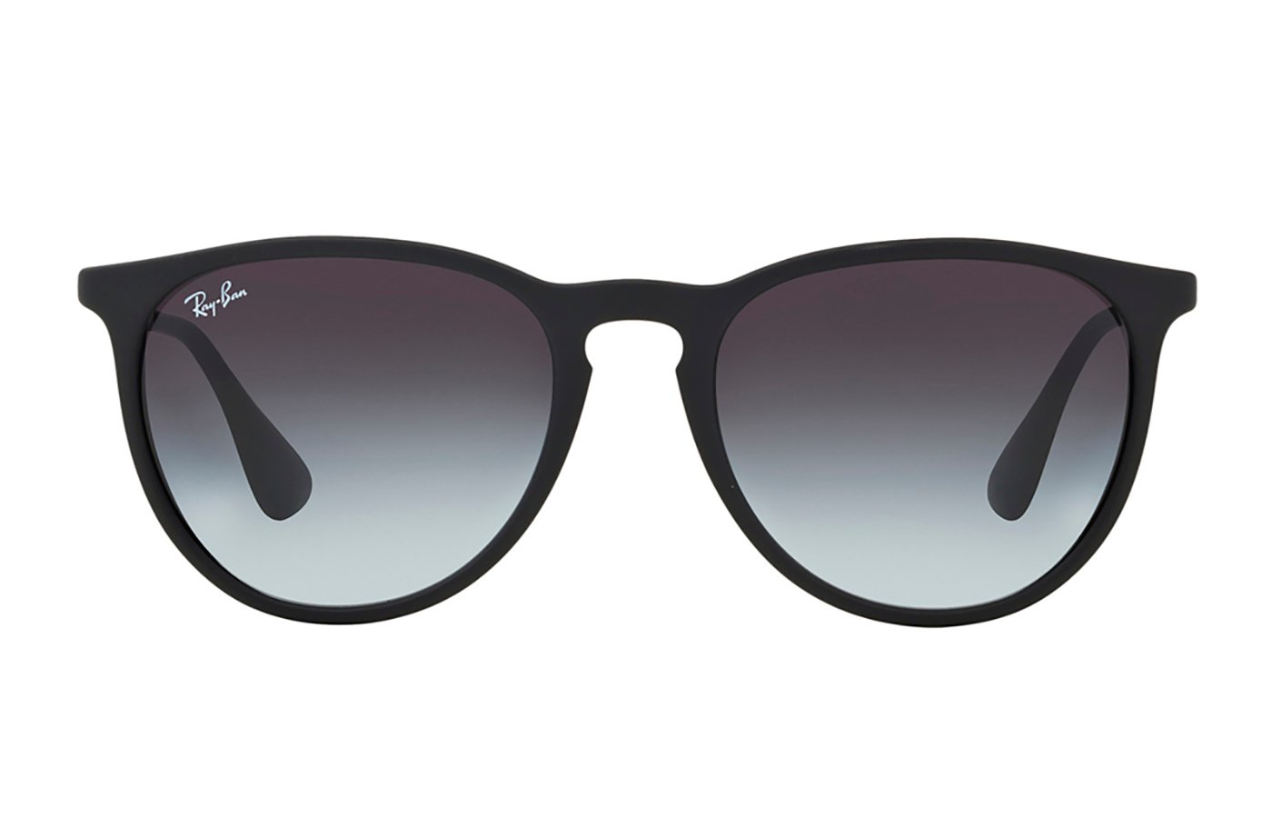 RAY-BAN ERIKA 0RB4171 54 622/8G RUBBER BLACK
