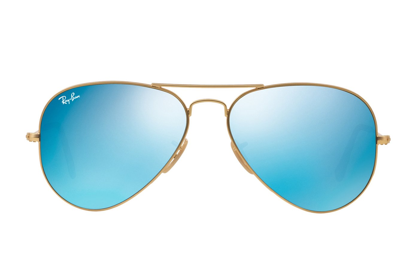 RAY-BAN AVIATOR LARGE METAL MATTE GOLD 0RB3025 58 112/17