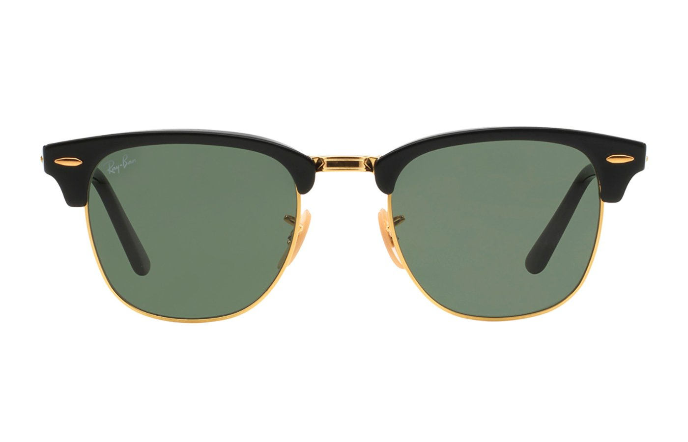 RAY-BAN CLUBMASTER FOLDING 0RB2176 51 901 BLACK