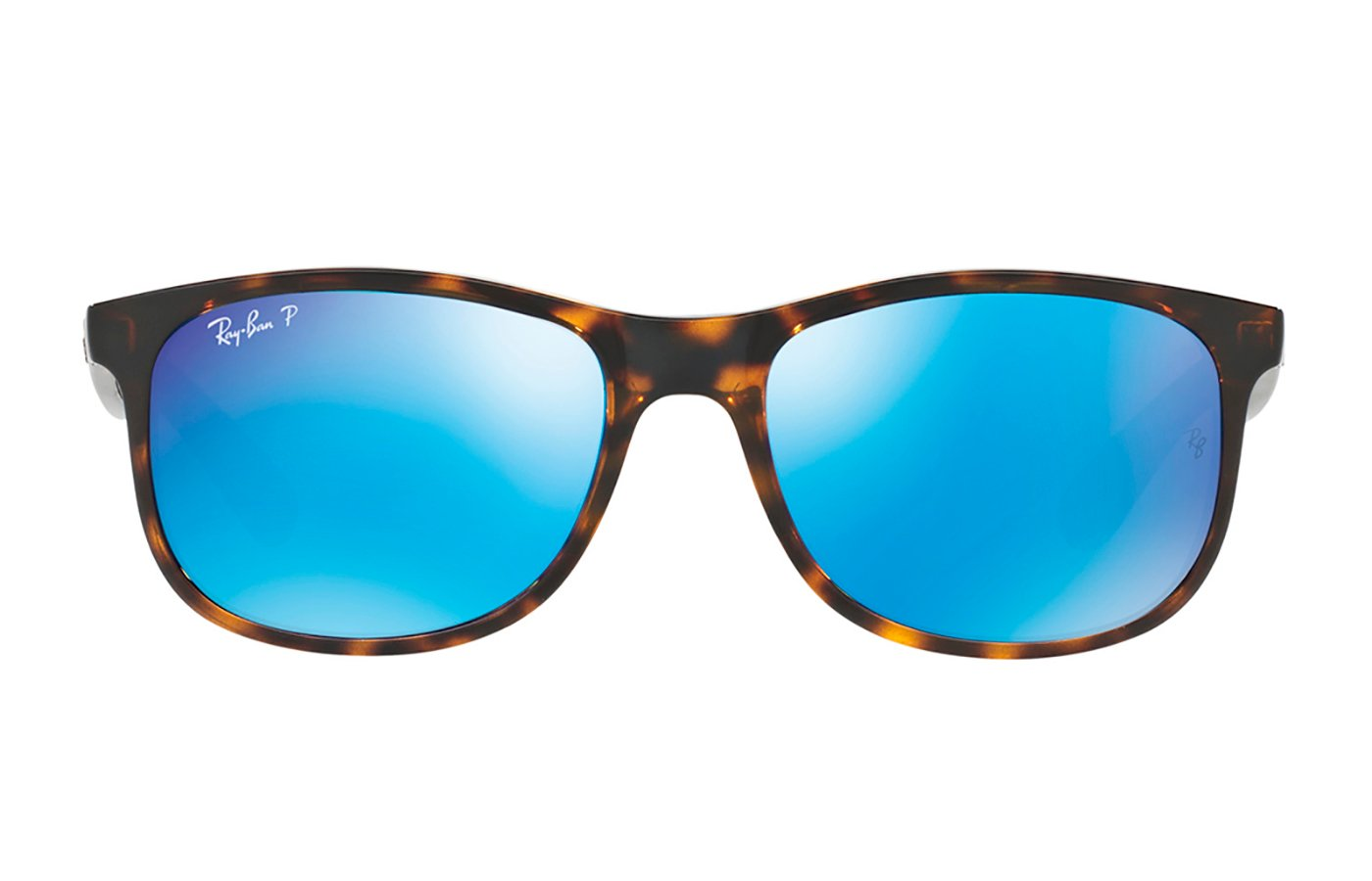 RAY-BAN ANDY 0RB4202 55 710/9R SHINY HAVANA POLARIZADA