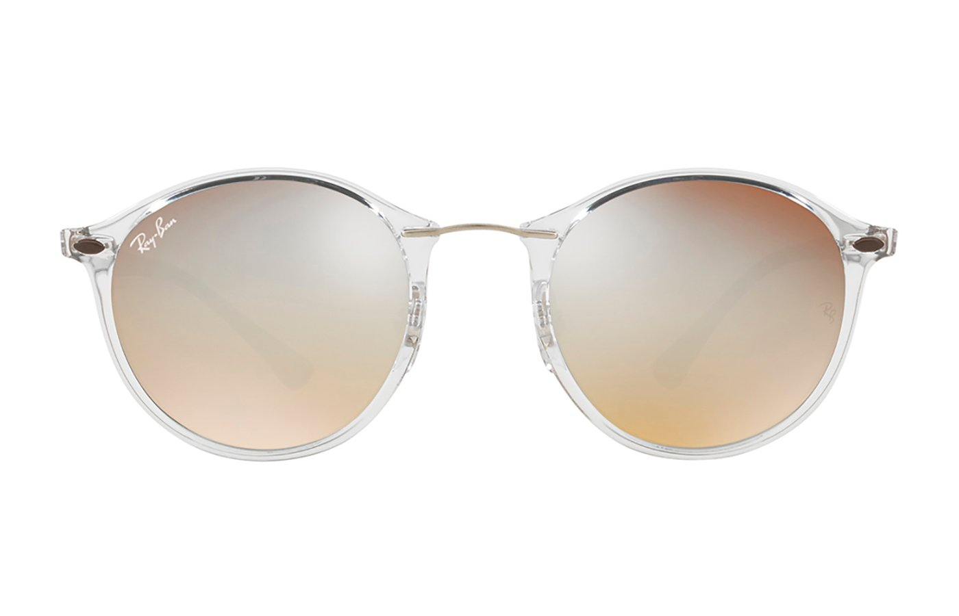 RAY-BAN ROUND II LIGHT RAY TRASPARENT 0RB4242 49 6290B8