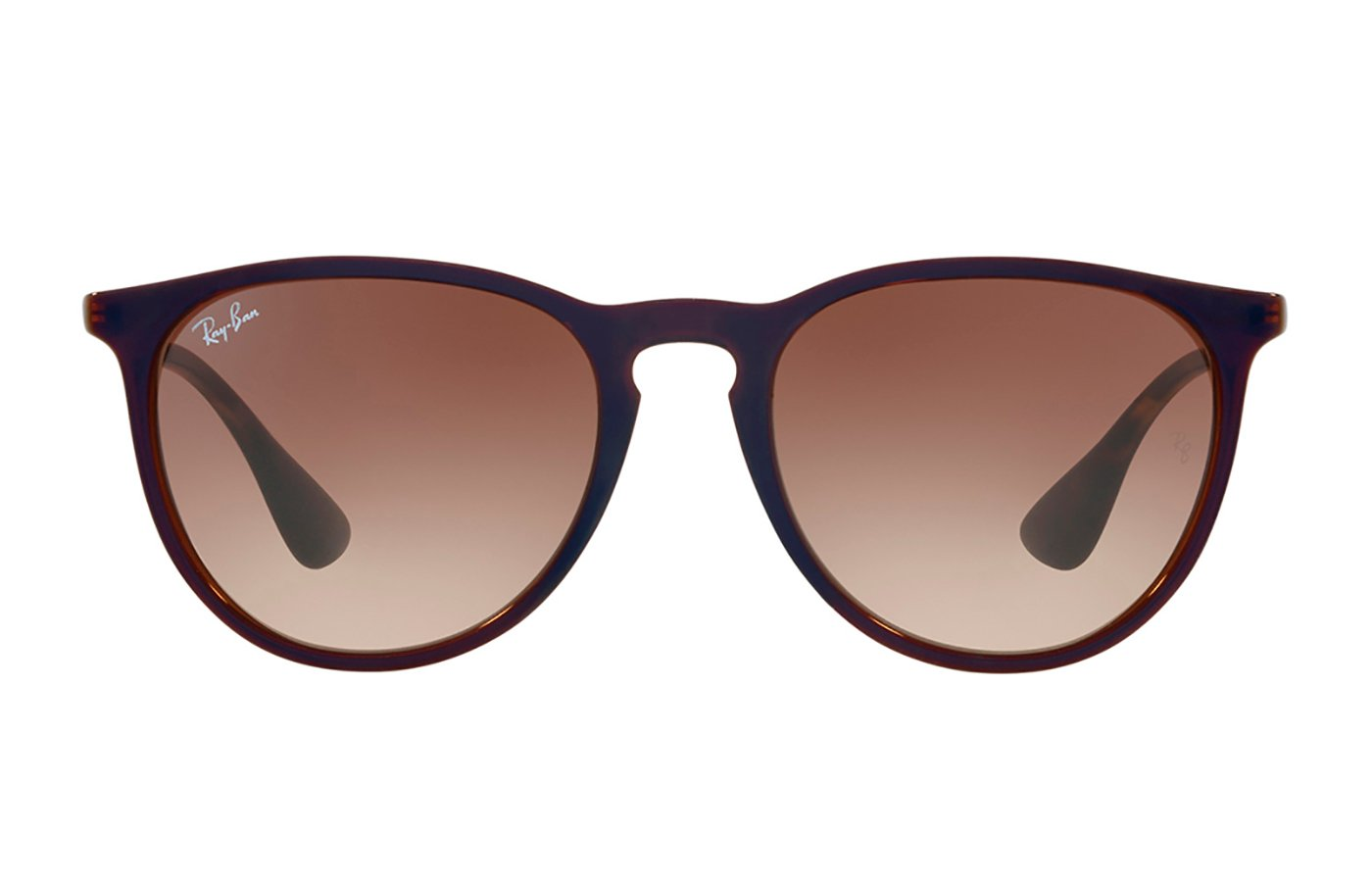 RAY-BAN ERIKA TRASPARENT BROWN SP BLUE 0RB4171 54 631513