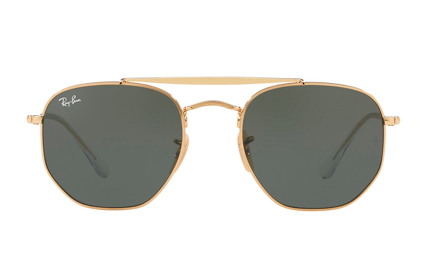 RAY-BAN THE MARSHAL GOLD 0RB3648 51 001