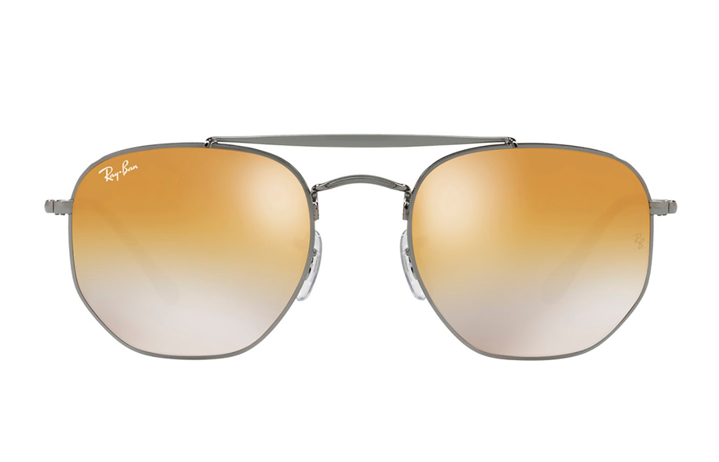 RAY-BAN THE MARSHAL GUNMETAL 0RB3648 51 004/I3