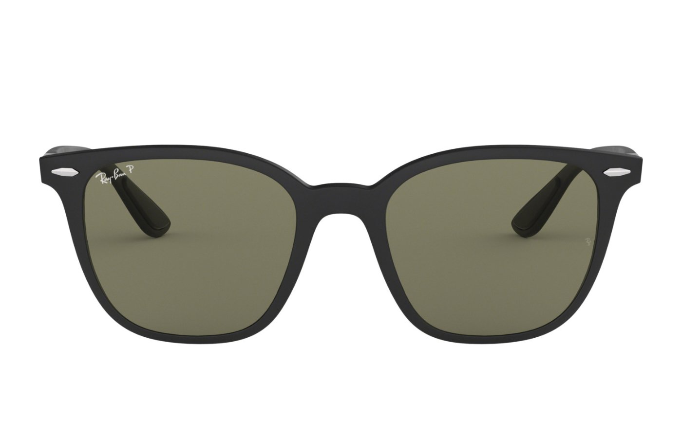 RAY-BAN  0RB4297 601S9A MATTE BLACK POLARIZADA