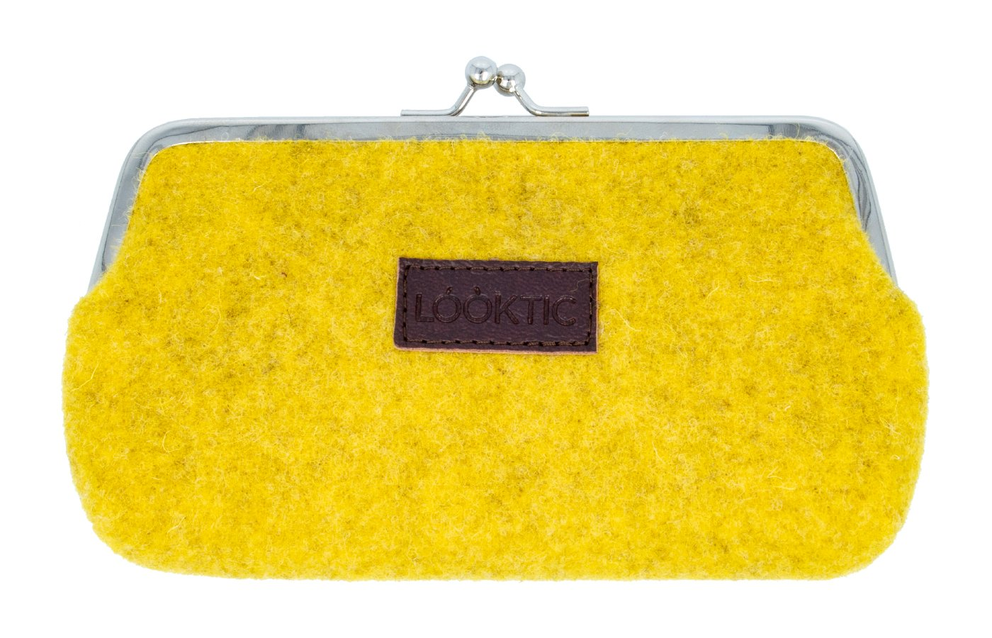Estuche Looktic Dakota amarillo