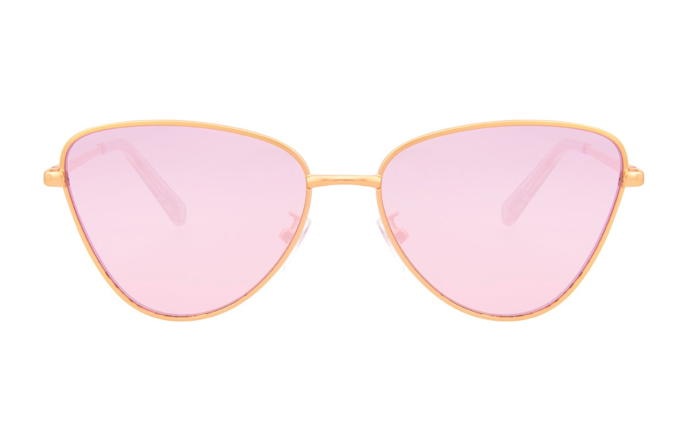 LE SPECS ECHO MATTE ROSE GOLD LSP1802171
