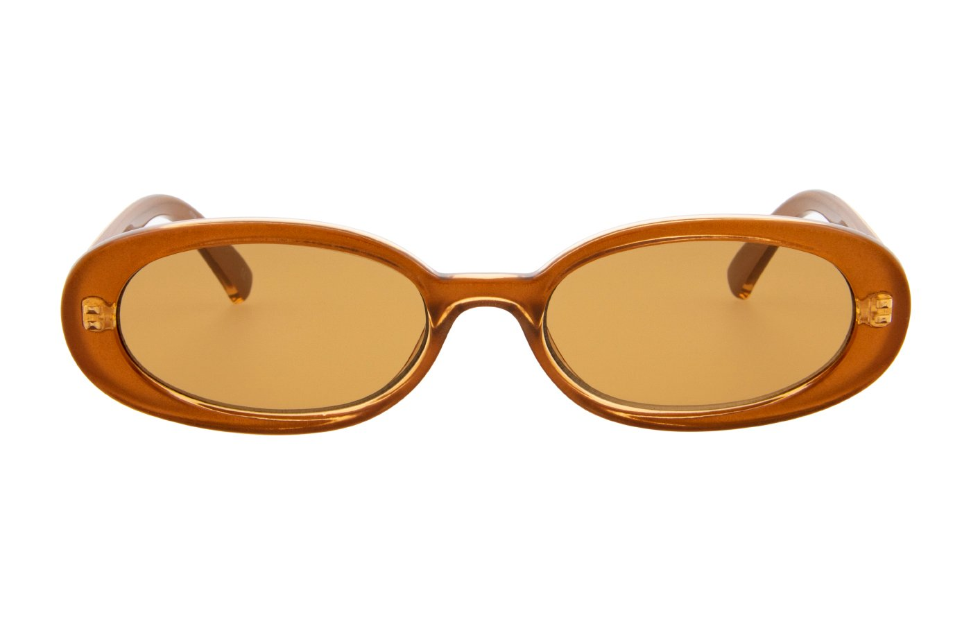 LE SPECS OUTTA LOVE CARAMEL LSP1802190