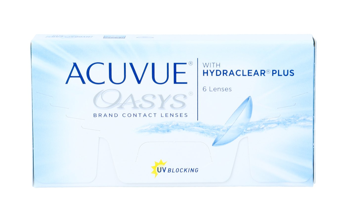 Acuvue Oasys with Hydraclear Plus 6 ud