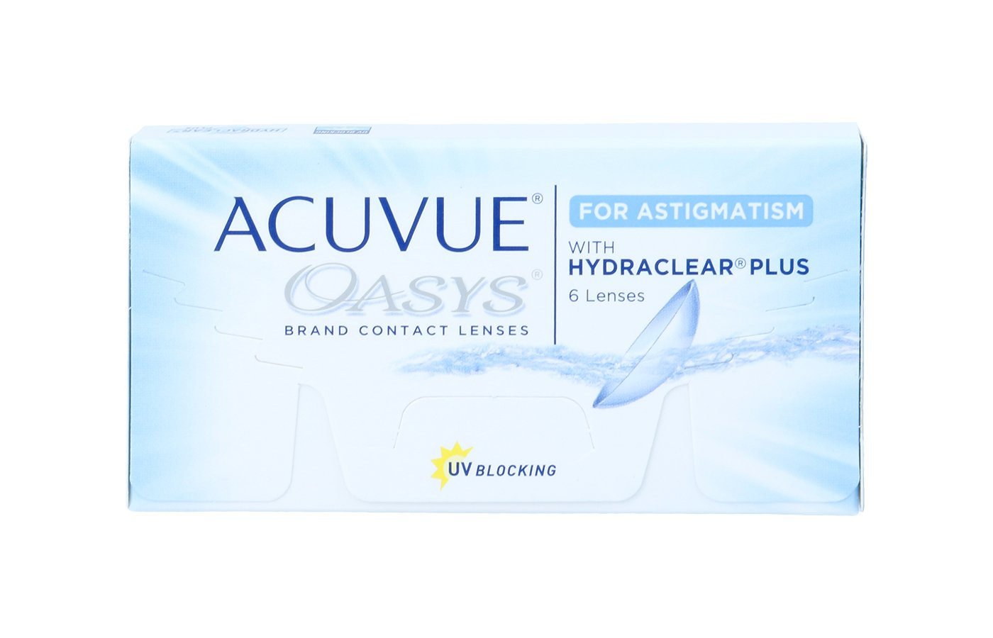 Acuvue Oasys for Astigmatism 6 ud