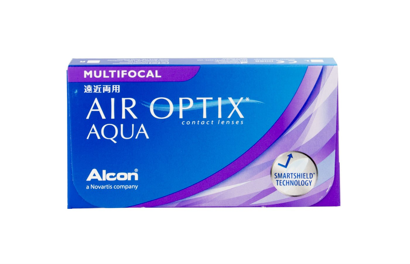 Air Optix Aqua Multifocal 3 ud