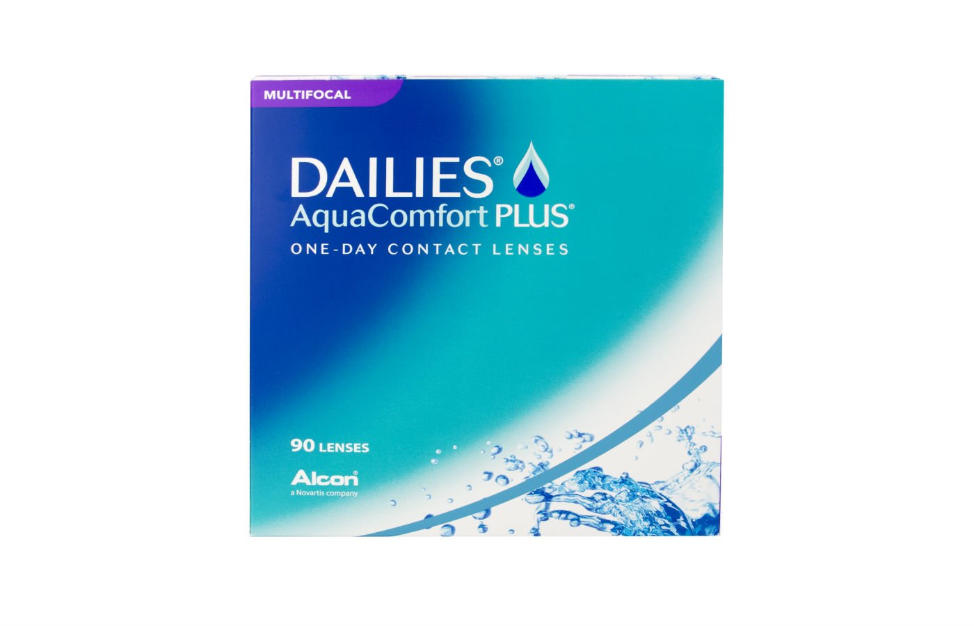 Dailies AquaComfort Plus Multifocal 90 ud