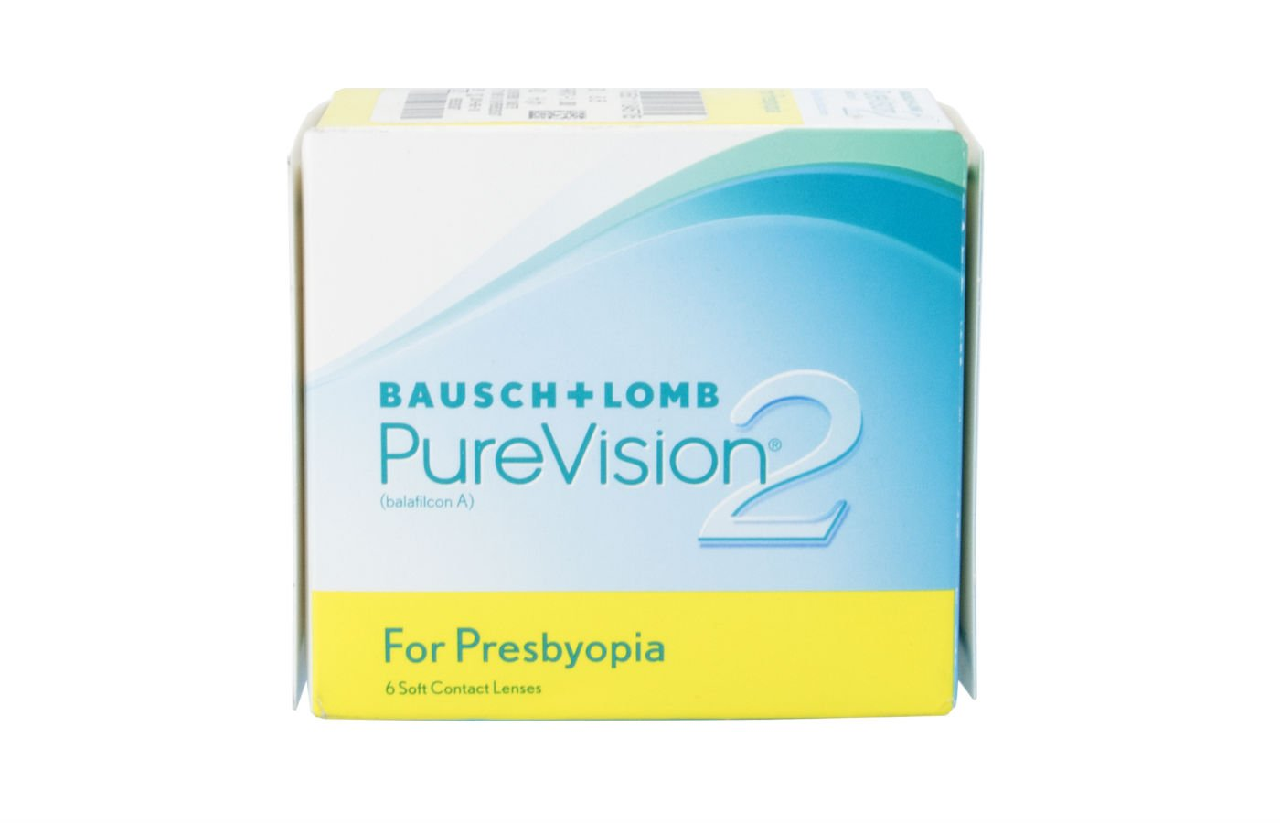 PureVision 2 for Presbyopia 6 ud